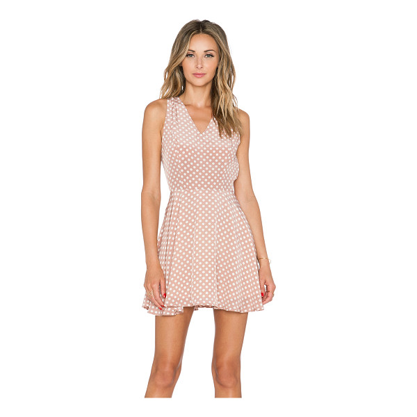 LOVERS + FRIENDS X revolve april dress - Shell: 100%Lining: 97% poly 3% elastane. Hand wash cold....