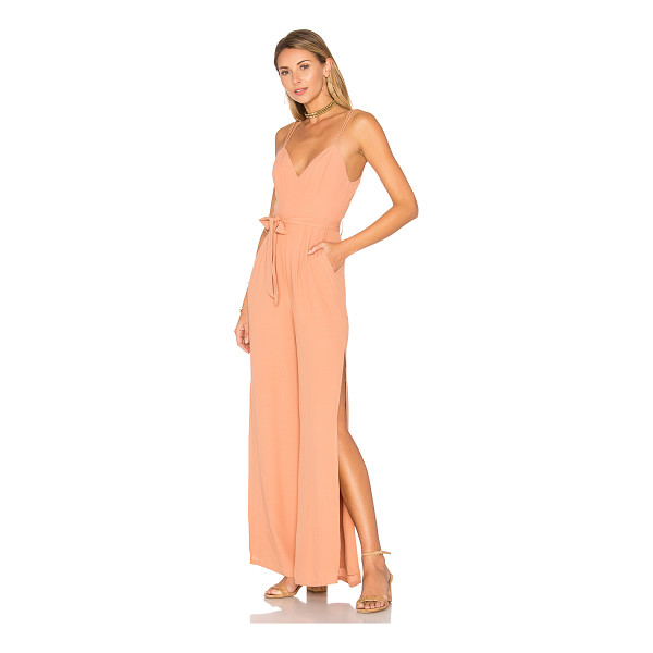 "LOVERS + FRIENDS Charisma Jumpsuit - ""You're not like the rest of 'em. The Charisma Jumpsuit by..."