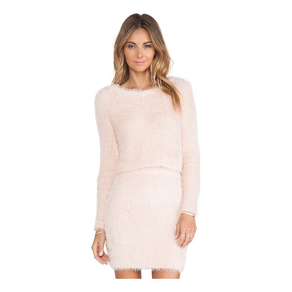 LOVERS + FRIENDS Dolly sweater - 64% nylon 36% acrylic. LOVF-WK30. H14KTC0038. Constantly...