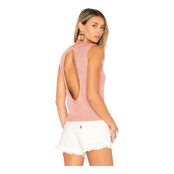LOVERS + FRIENDS Dunes Knit Tank - Moody temps were made for the Dunes Knit Tank by Lovers +...