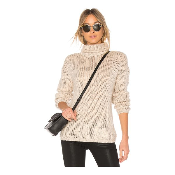 LOVERS + FRIENDS Hawken Turtleneck - Cold weather, we see you coming. Snuggle up with the Lovers...