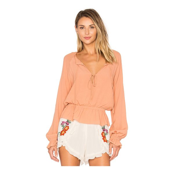 LOVERS + FRIENDS Holiday Top - Show off your festive side in the Holiday Top by Lovers +...