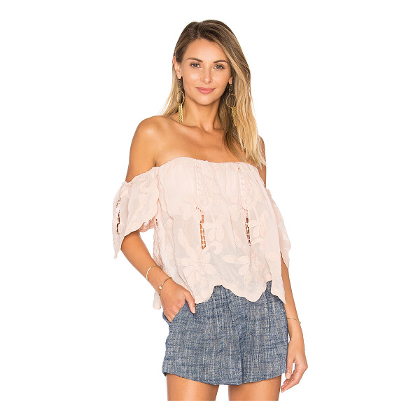 LOVERS + FRIENDS Life's A Beach Top - Breeze through the day with an effortless charm in the...
