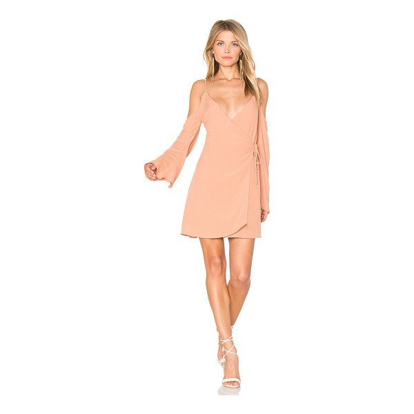 LOVERS + FRIENDS Love Letter Dress - Show off your sweeter side. Between the blush hue and the...