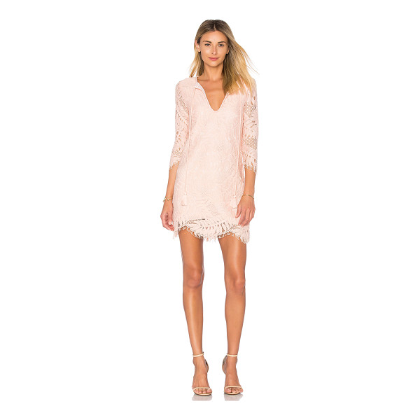 LOVERS + FRIENDS Marlie Mini Dress - Exude major confidence in the Lovers + Friends Marlie Mini...