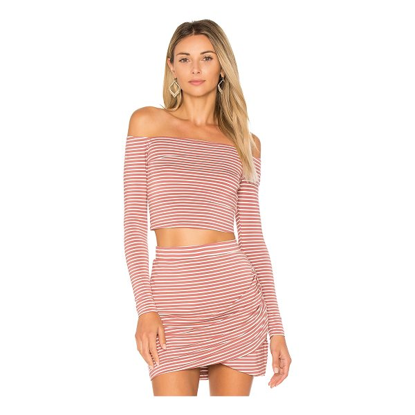 LOVERS + FRIENDS Megan Top - Show off a little skin in the Megan Top by Lovers +...