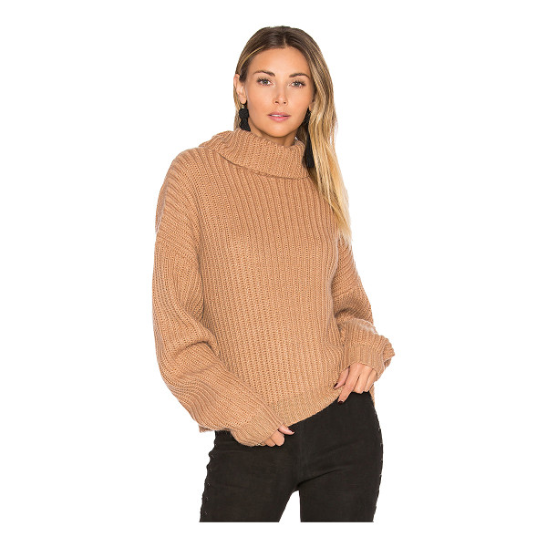 LOVERS + FRIENDS On The Road Sweater - Cozy, casual and cool. Ride into the fall with the On The...