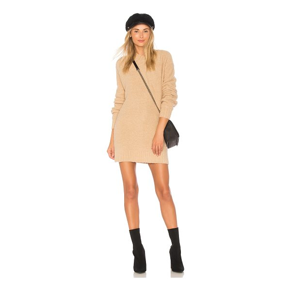 LOVERS + FRIENDS Suki Sweater Dress - Crossover to the cozy side with The Suki Sweater Dress by...
