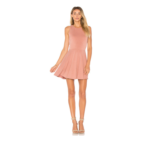 LOVERS + FRIENDS Sweet Thing Fit & Flare Dress - Get in touch with your softer, feminine side in the Sweet...