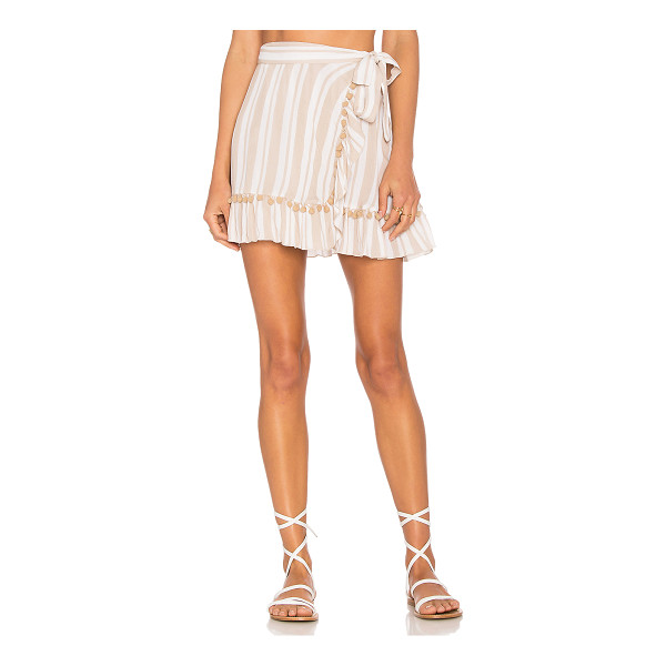 LOVERS + FRIENDS Alicia Skirt - Everything's sunnier in the Alicia Skirt by Lovers +...