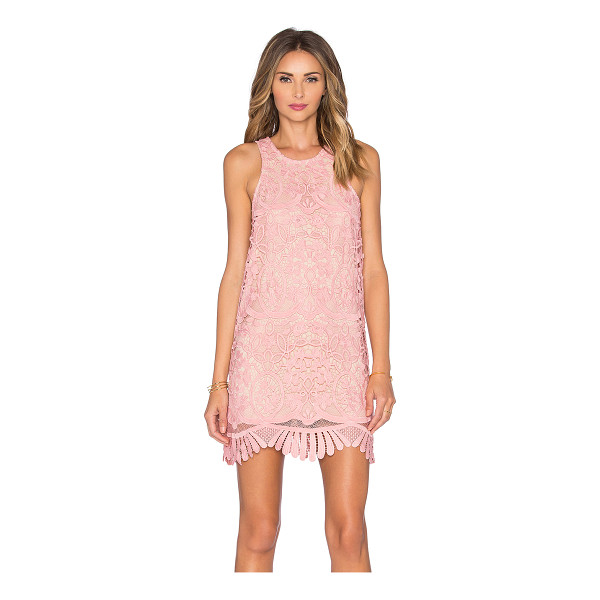LOVERS + FRIENDS x REVOLVE Caspian Shift Dress - Self: 100% polyLining: 97% poly 3% elastane. Hand wash...