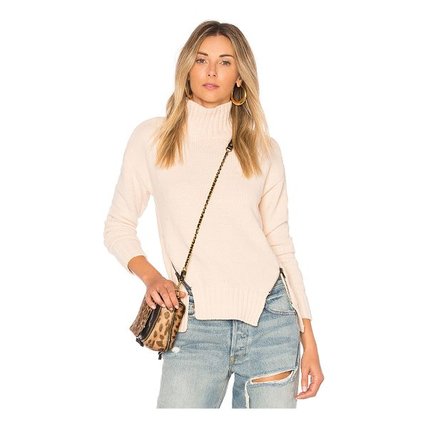 LOVERS + FRIENDS x REVOLVE Delridge Sweater - 100% poly. Dry clean only. Knit fabric. Ribbed trim. Side...