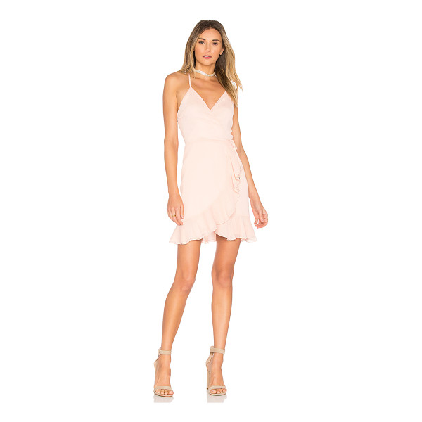 LOVERS + FRIENDS x REVOLVE Gigi Wrap Dress - Feeling a bit on the girlish side. The Gigi Dress features...