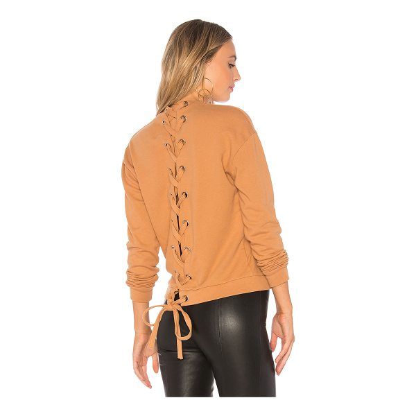 LOVERS + FRIENDS x REVOLVE Layton Pullover - Crossover to the chic side with the Lovers + Friends x...