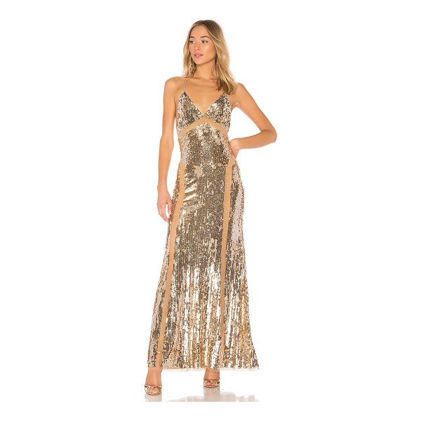 LOVERS + FRIENDS x REVOLVE Loyal Gown - Shimmer and shine your way to ultimate style stardom in the...