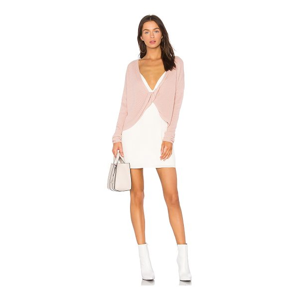 LOVERS + FRIENDS Spring Sweater - Don?t get it twisted, the Lovers + Friends x REVOLVE Spring...