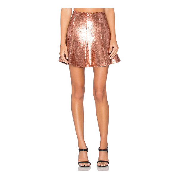 LOVERS + FRIENDS X revolve tatum skirt - Self: 100% polyLining: 97% poly 3% elastane. Hand wash...