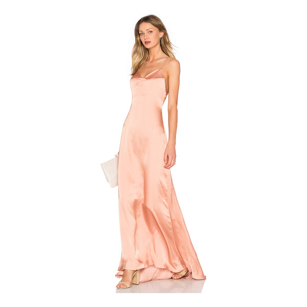 LOVERS + FRIENDS x REVOLVE The Slip Dress - Shell: 100% polyLining: 97% poly 3% elastane. Hand wash...