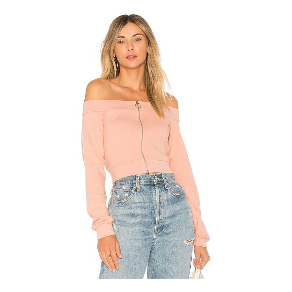 LOVERS + FRIENDS x REVOLVE Weston Zip Up - We?re blushing over the Lovers + Friends x REVOLVE?s Weston...