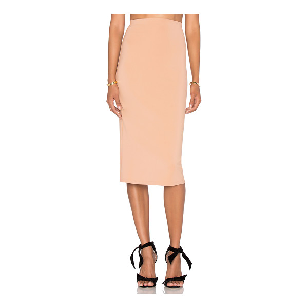 """LPA Skirt 29 - """"Anything but basic? That would be this high-waisted pencil..."""