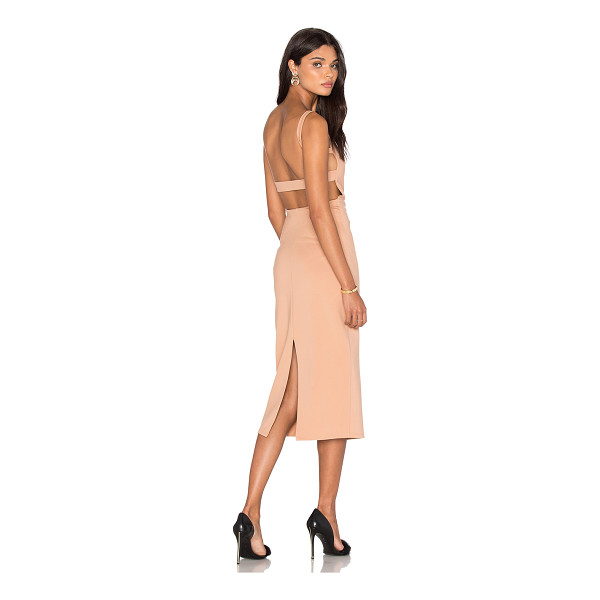 LPA Dress 27 - Sensuality perfected. Made of ultra-flattering ponte...
