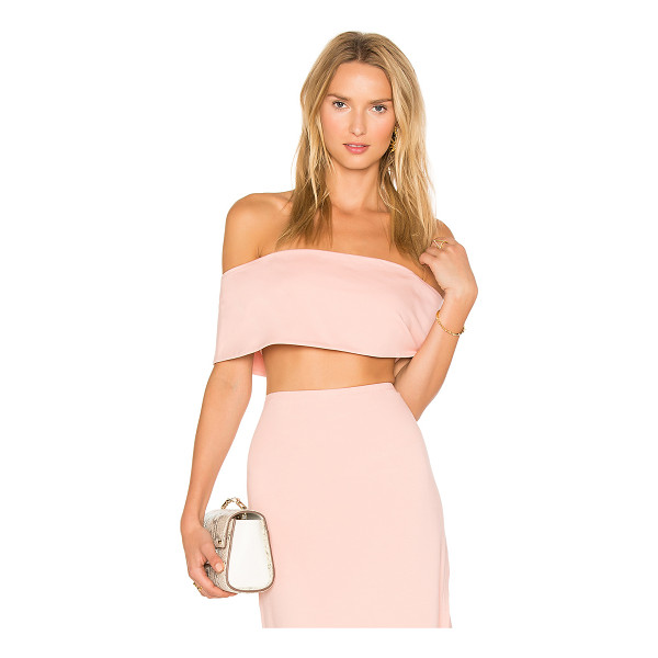 LPA x REVOLVE Top 262 - Bare arms in the Top 262. A bardot neckline entices this...