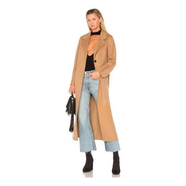 MACKAGE Adriana Coat - 100% wool. Dry clean only. Front button closure. Side welt...