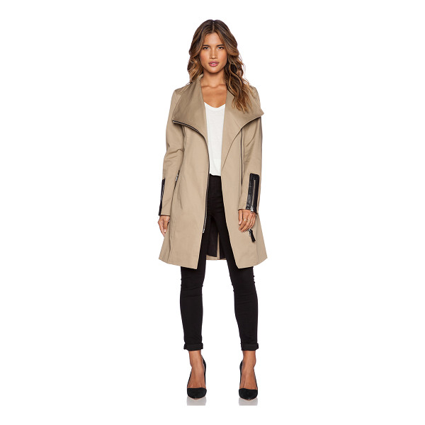 MACKAGE Estelle jacket - Shell: 100% cottonLining: 100% polyTrim: Genuine lambskin...