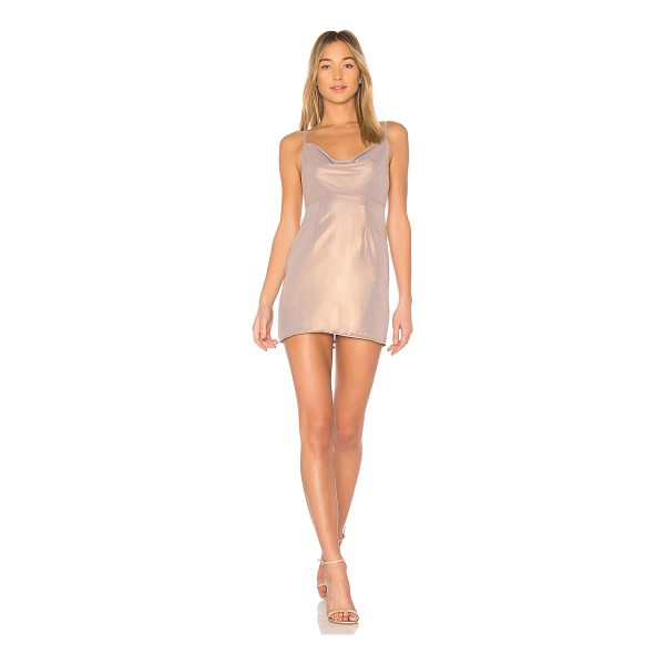 MAJORELLE Ballet Dress - Self & Lining: 100% poly. Dry clean only. Fully lined....