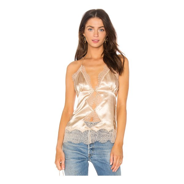 MAJORELLE x REVOLVE Beau Cami - 100% poly. Hand wash cold. Adjustable T-strap back. Front...