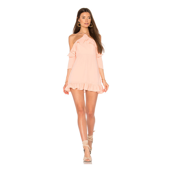 MAJORELLE x REVOLVE Valley Dress - Of-the-moment bare shoulders with an extra element of...