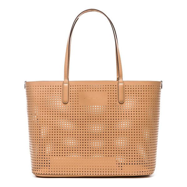 MARC BY MARC JACOBS Metropolitote 48 bag - Perforated leather exterior and lining. Measures approx...