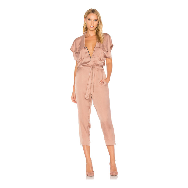 """MARISSA WEBB Adair Jumpsuit - """"Marissa Webb blends sex appeal with functionality in the..."""