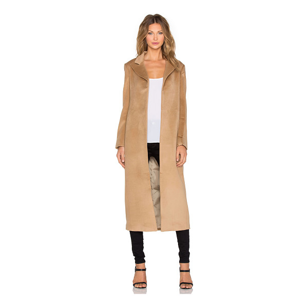 MAURIE & EVE Claude coat - Outer: 70% wool 20% rayon 10% nylonLining: 100% poly. Dry...