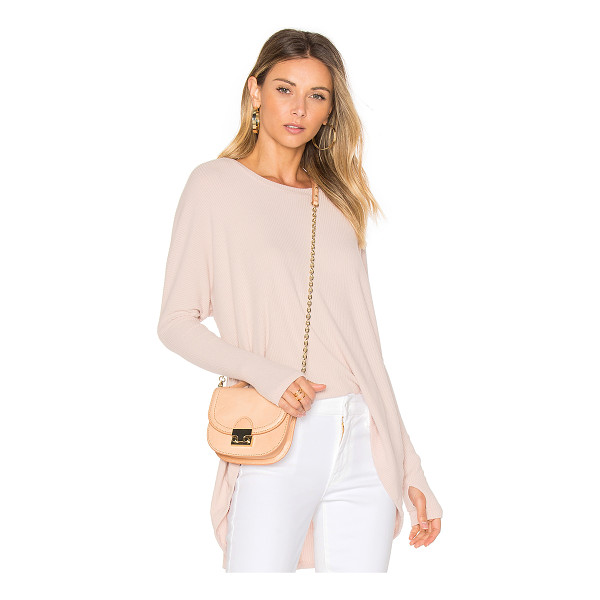 MICHAEL LAUREN Spencer Pullover - 62% rayon 23% poly 13% cotton 2% spandex. Dry clean...