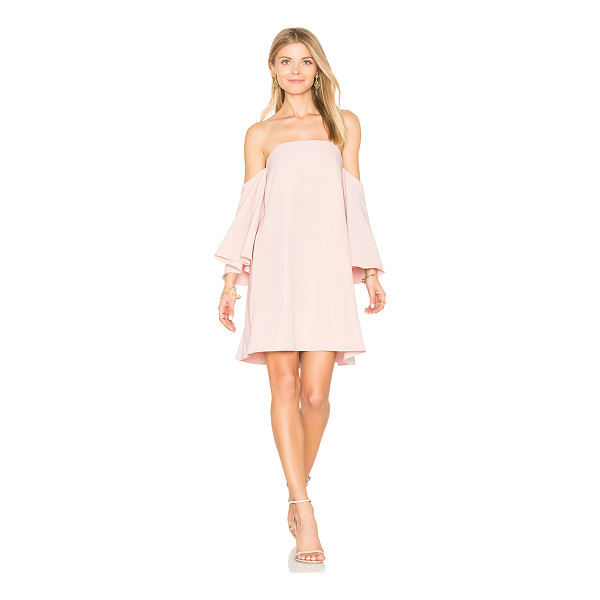 "MILLY Mila Dress - ""Self: 90% poly 10% elastaneLining: 100% poly. Dry clean..."