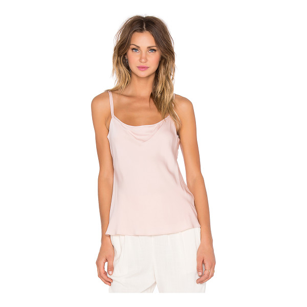 MILLY Stretch silk cami - Silk blend. Dry clean only. MILL-WS329. 177 SC 040219. The...