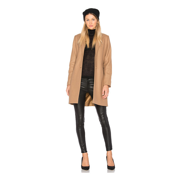 MKT STUDIO Massini Coat - Shell: 70% wool 30% polyamideLining: 100% poly. Dry clean...