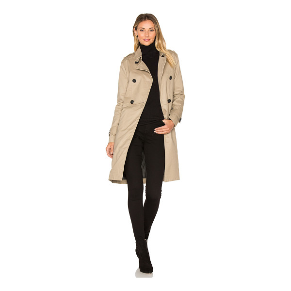 MKT STUDIO Motiri Trench Coat - Shell: 100% cottonLining: 100% poly. Dry clean only. Front...
