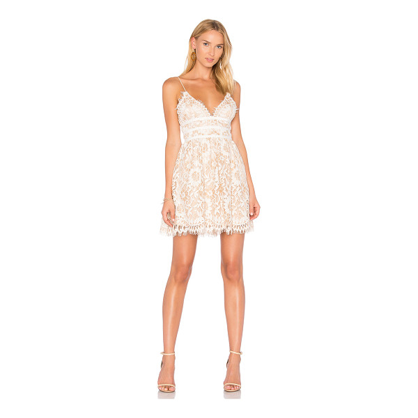NBD Give it Up Dress - The Give It Up Dress by NBD is second to none. Delicate...