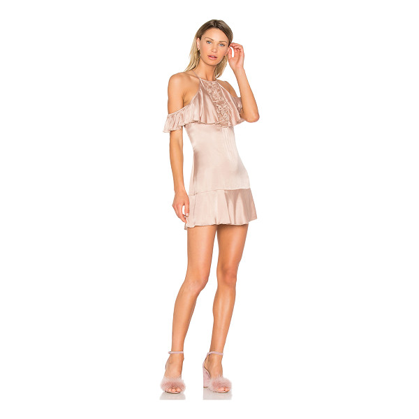 NBD Maxime Dress - Get ready for major romancing in the NBD Maxime Dress, a...