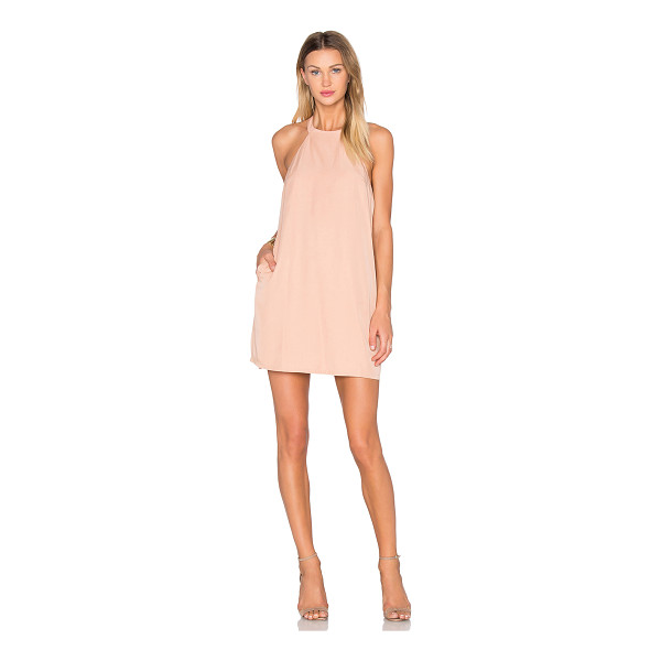 NBD x REVOLVE Don't Turn Back Dress - Stay one step ahead of the sartorial scene in the timeless...