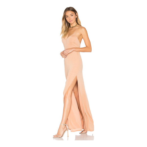 NBD x REVOLVE In The Deep Maxi Dress - You can have it all with the In The Deep Dress from NBD....