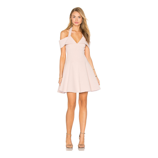 NICHOLAS Sadie Dress - Self: 72% poly 23% viscose 5% spandexLining: 95% poly 5%...