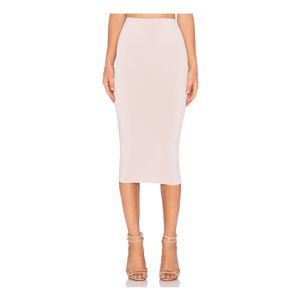 "NOOKIE Dolce vita pencil skirt - 94% poly 6% spandex. Skirt measures approx 28"""" in length...."