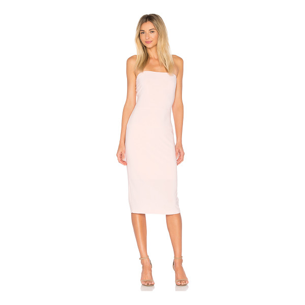 NORMA KAMALI x REVOLVE Strapless Dress - 95% poly 5% spandex. Fully lined. Non-slip silicone...