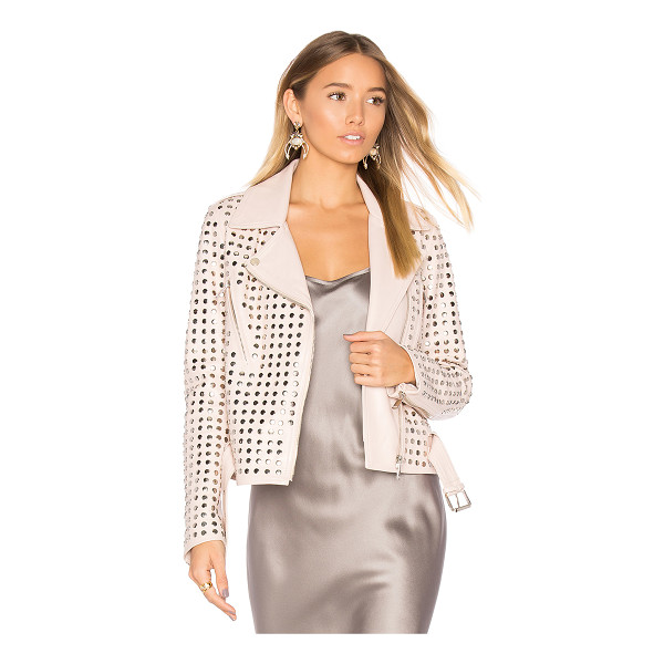 NOUR HAMMOUR Schism Jacket - Sartorial studs brought to you by NOUR HAMMOUR's Schism...