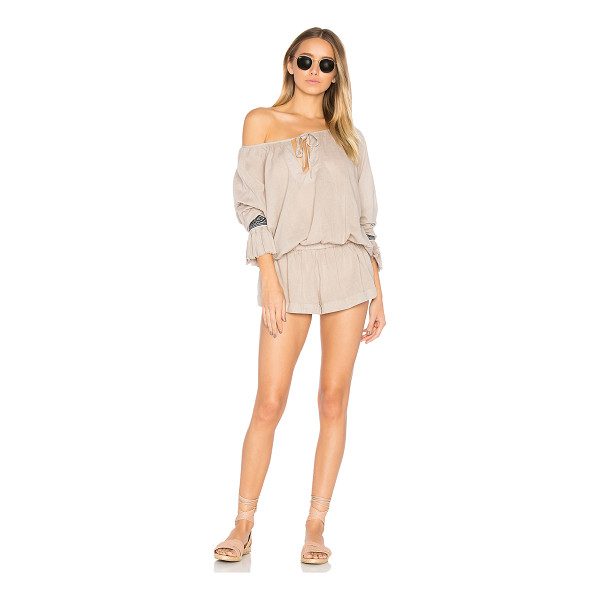 ONE TEASPOON The Rose Hill Muslin Romper - Whoever said don't slouch, hasn't seen this. The Rose Hill...