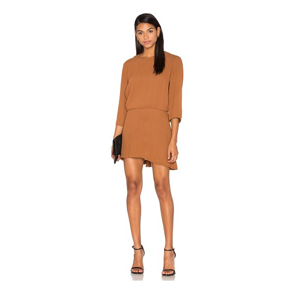 PFEIFFER The Ray Open Back Dress - Silk blend. Dry clean only. Partially lined. Back cut-out...