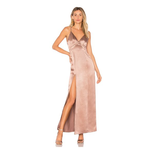 PRIVACY PLEASE Bridge Maxi - Embrace the starlet inside you with the simple yet...